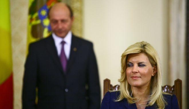 Foto: Prima reacție a lui Traian Băsescu după ce Elena Udrea a anunțat că a cerut azil politic în Costa Rica
