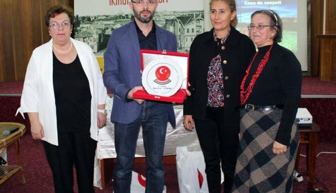 Foto: UDTR intensifică schimburile culturale dintre România şi Turcia