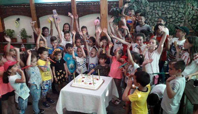 Foto: Ziua Copilului, marcată de UDTR. Cum au sărbătorit etnicii turci