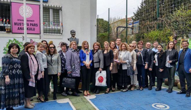 Foto: UDTR continuă proiectul educațional între școlile din România și Turcia