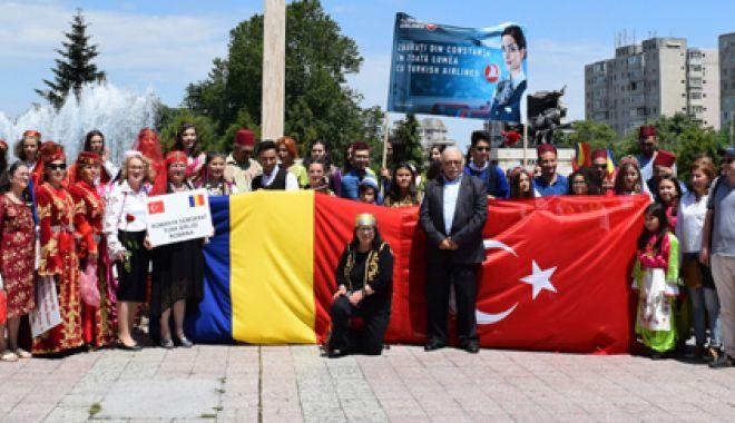 Foto: Ziua Limbii Turce, sărbătorită de UDTR. Ce evenimente au fost pregătite