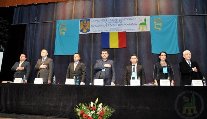 Foto: Tătarii se reunesc pe 20 mai  în cadrul Congresului UDTTMR