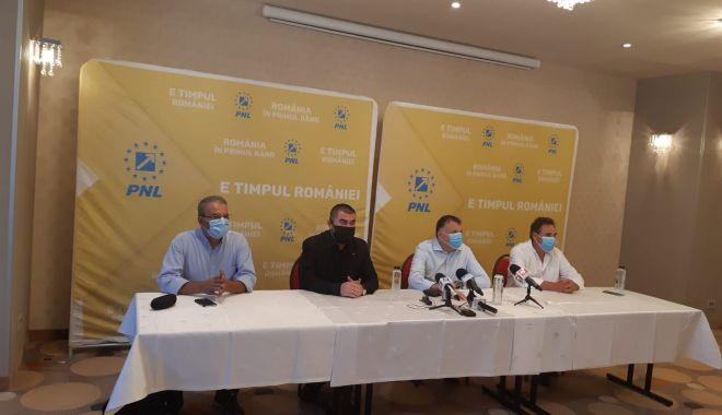 Foto: UDTTMR, protocol de colaborare cu PNL Constanța la alegerile locale
