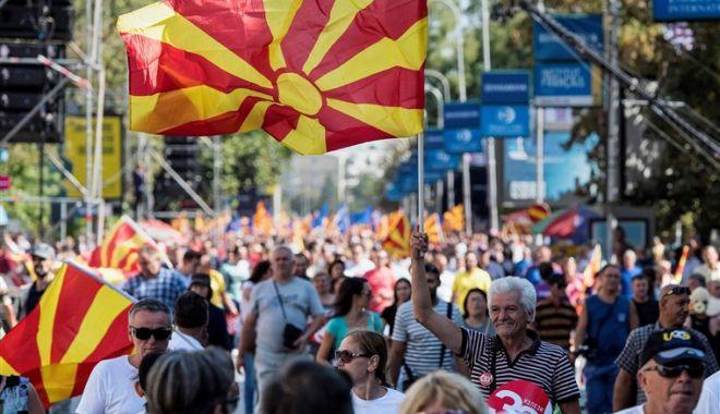 UE, criticată pentru întârzierea negocierilor de aderare cu Albania și Macedonia de Nord - ue-1562545379.jpg