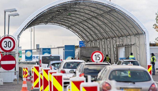 Foto: UE, confruntată cu închiderile de frontiere! Miniștri de interne cer mai multă coordonare