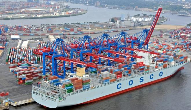 Foto: UE a făcut investiţii ineficiente în industria portuară