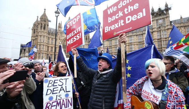 Foto: UE: Brexitul ar putea fi amânat până în 2021