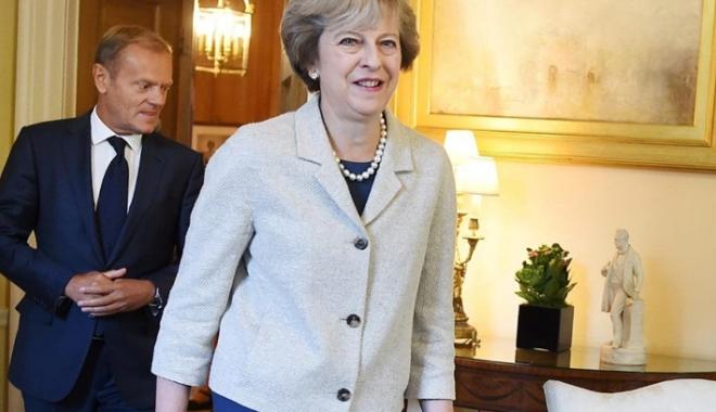 Foto: UE îi trânteşte uşa în nas Marii Britanii. Guvernul de la Londra rămâne cu regretele