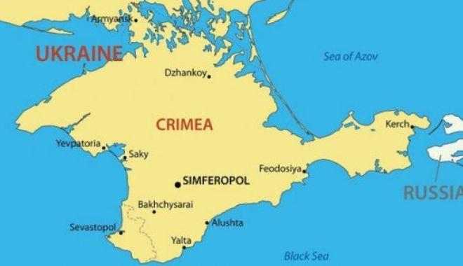 Foto: UE prelungește cu un an sancțiunile pentru anexarea ilegală a Crimeei și a Sevastopolului
