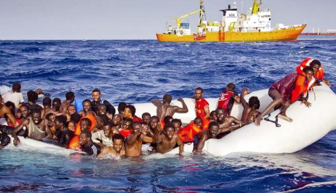 """Foto: """"UE va discuta cu ţări africane despre centrele pentru migranţi"""""""