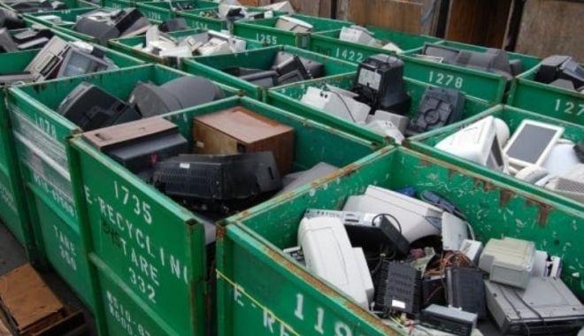 Foto: UE va deveni lider mondial în gestionarea și reciclarea deșeurilor