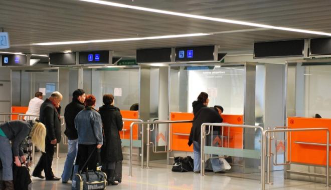 Foto: Zi decisivă! UE vrea să introducă  un sistem electronic de înregistrare  a cetăţenilor fără vize!
