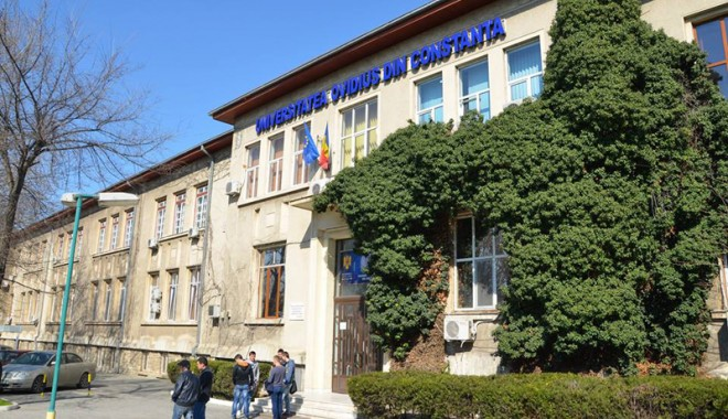 """Foto: Cine vrea să devină decan la Universitatea """"Ovidius"""""""