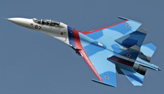 Foto: Ulei de palmier şi cafea, la schimb  cu avioane de vânătoare ruseşti Suhoi