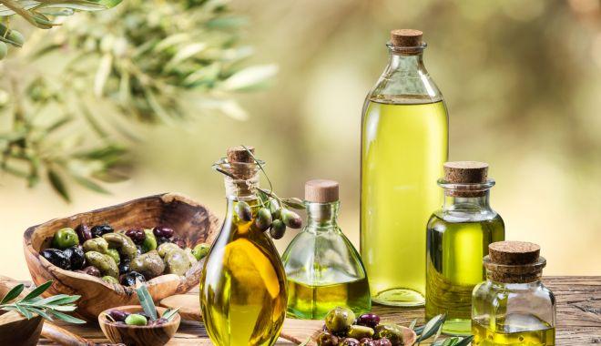 Foto: Uleiul de măsline, benefic pentru sănătate și frumusețe