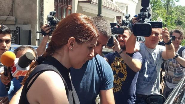 Foto: Soţia lui Dan Condrea, Uliana Ochinciuc, sub control judiciar
