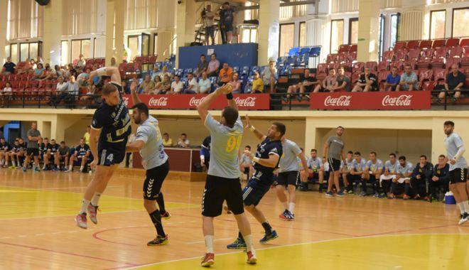 Foto: Ultima partidă pentru HC Dobrogea Sud înainte  de confruntarea cu Malmo