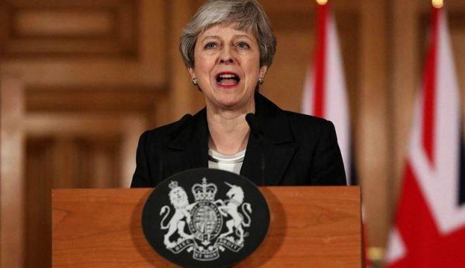 Foto: Ultima şansă! Premierul Theresa May cere sprijinul laburiştilor