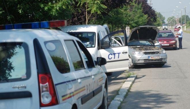 """Foto: Controale RAR! Zeci de mașini - """"pericol iminent"""" pe șoselele din Constanța!"""
