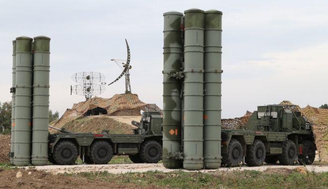 Foto: Ultimatum pentru Turcia! Trebuie să renunţe la achiziţia de sisteme ruseşti de apărare