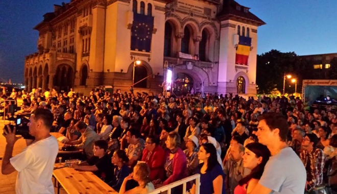 Foto: Ultimele dou� seri de festival, la Constan�a