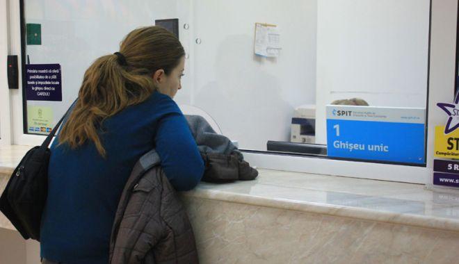 Foto: Ultimele zile pentru plata taxelor  şi impozitelor locale fără penalizări