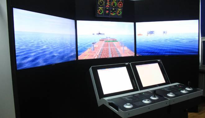 Foto: UMC a primit acreditarea să pregătească navigatorii în domeniul DP