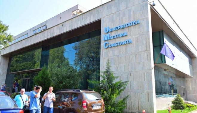 Foto: Târg de cariere la Universitatea Maritimă din Constanța