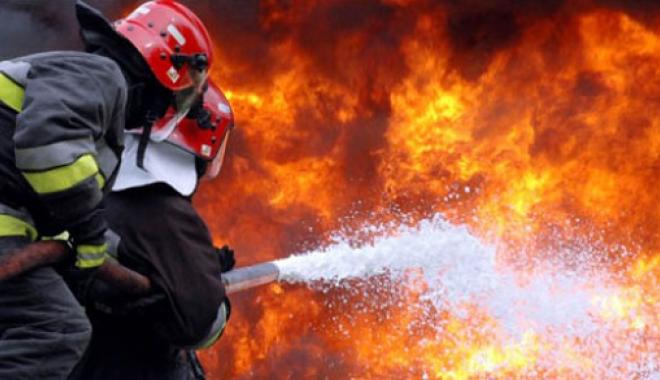 Foto: A murit ars  �n propria cas�