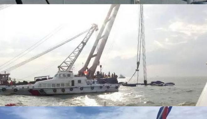 Un bulk-carrier a scufundat o ambarcaţiune a Poliţiei chineze - unbulkcarrierascufundat-1492769995.jpg