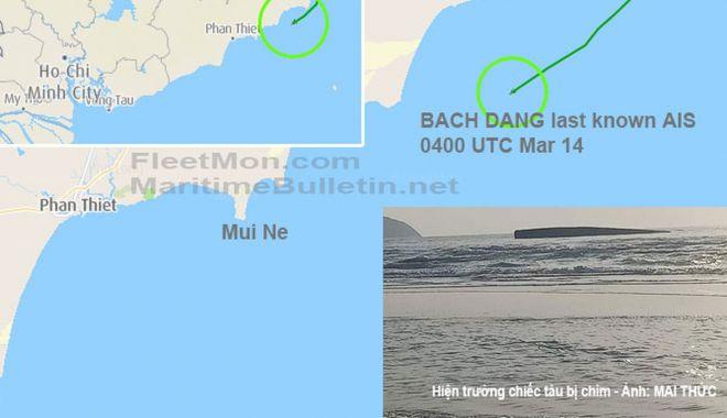 Un cargou s-a scufundat în sudul Vietnamului - uncargousascufundatinsudulvietna-1615821847.jpg