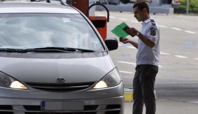 Foto: A încercat să treacă frontiera conducând beat şi cu permisul suspendat