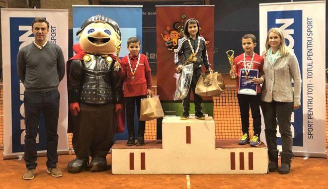 Foto: Un constănţean, câştigător  al Turneului Campionilor  de la Braşov