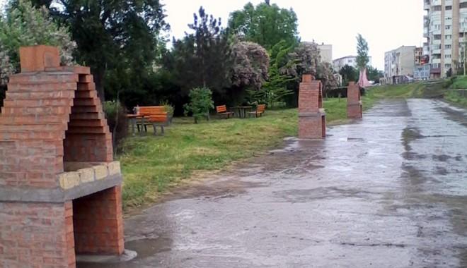 Foto: Unde puteţi face picnic la Medgidia