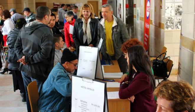 Foto: Unde se pot angaja şomerii constănţeni
