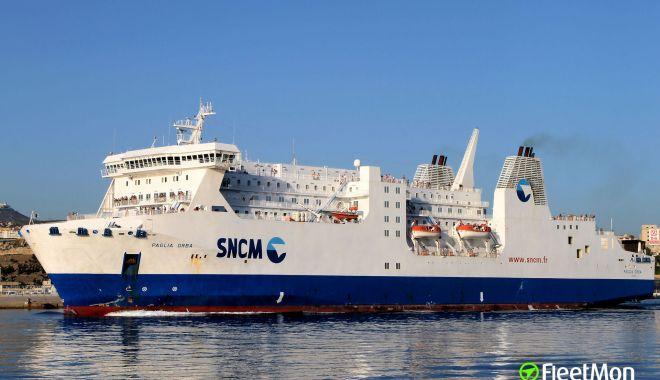Un ferry-boat, în pericol de scufundare, în portul Bastia - unferryboatinpericoldescufundare-1611740748.jpg
