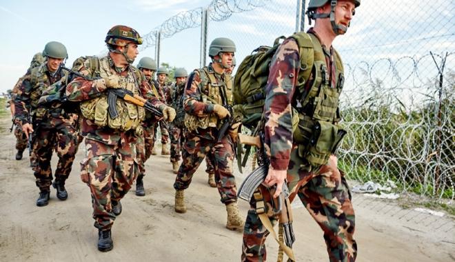 Foto: Ungaria  a majorat bugetul de cheltuieli pentru apărare pe 2018