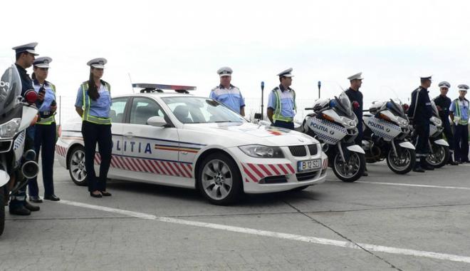 """Foto: Unii poliţişti au """"noroc"""", alţii nu! Bonusuri pe viaţă şi pensii asigurate versus bani cu ţârâita"""