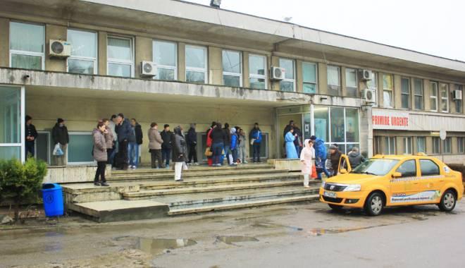 Foto: Spitalele din Constanţa, controlate de Ministerul Sănătăţii