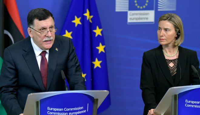 Foto: Uniunea Europeană, sprijin consistent pentru Libia
