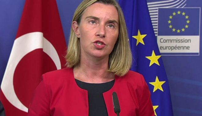 Foto: Uniunea Europeană, alarmată de arestarea unor personalităţi  în Turcia