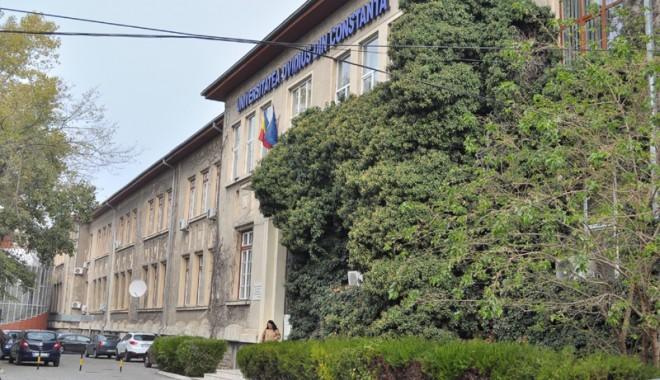 """Foto: Iată locurile la Universitatea """"Ovidius"""""""