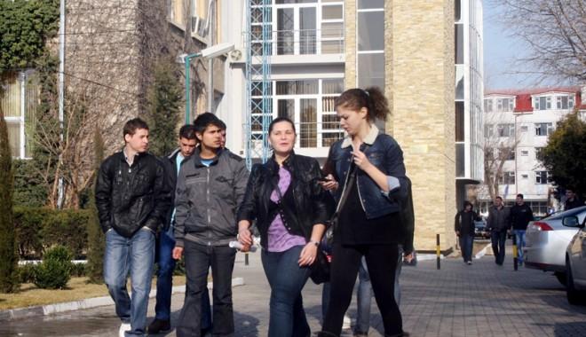 Foto: Venirea studenților nu a clintit piața imobiliară constănțeană