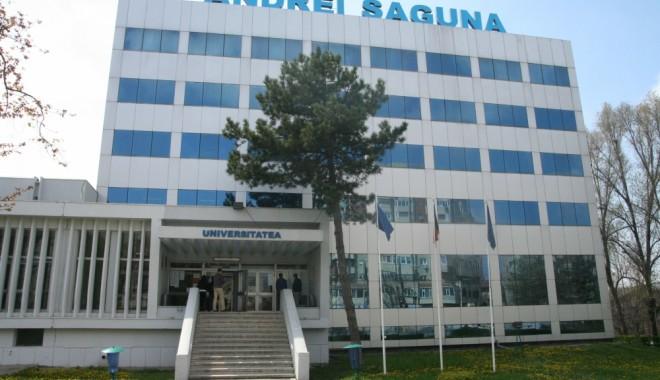 """Foto: Universitatea """"Andrei Şaguna"""", beneficiara Proiectului internaţional UNIVER.SEA-NET"""