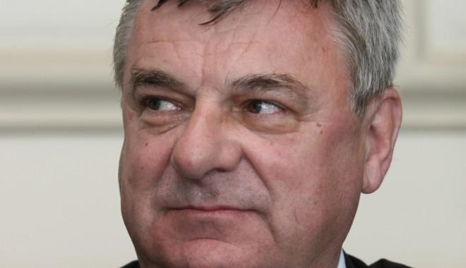 Foto: Universitatea Ovidius / Dr. Sorin Rugină şi-a depus candidatura pentru funcţia de rector