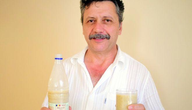 Foto: Un maestru cofetar din Constanța  a inventat o băutură  miraculoasă