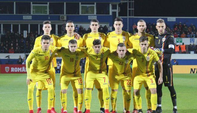 Foto: Un meci cât o calificare! Tineretul înfruntă Bosnia Herţegovina, la Ovidiu