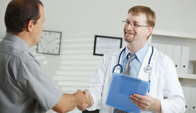 Foto: Un medic de încredere