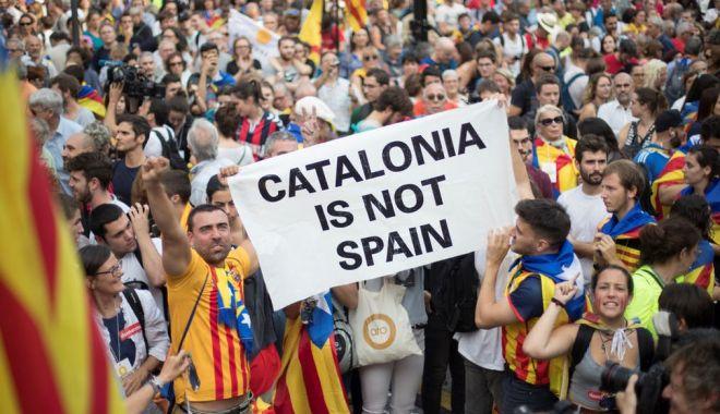 Foto: Un nou referendum privind independența Cataloniei - inevitabil