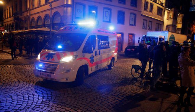 Foto: Bilanţul atacului din Strasbourg a crescut la cinci morţi